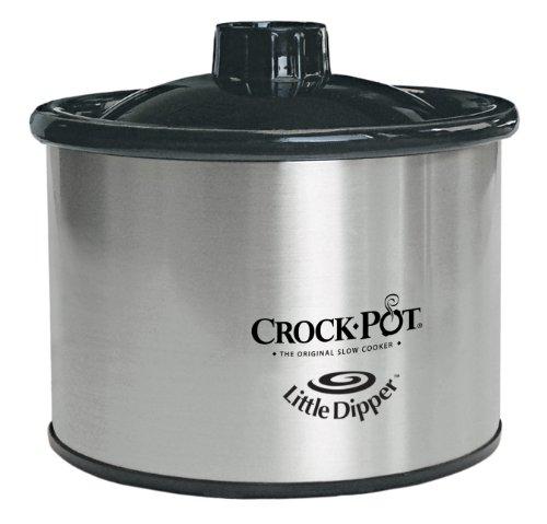Crock-pot 32041-c 16-ounce Little Dipper, Chrome